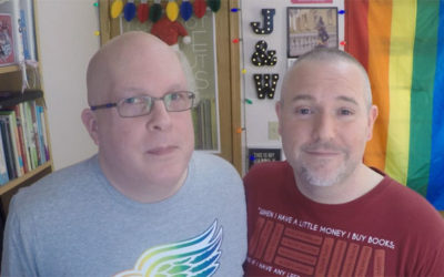 "Big Gay Fiction Podcast – Episode 113 – Kit Williamson & John Halbach from ""Eastsiders"" Talk Season 3, Brandilyn Offers Holiday Audiobook Recs & More"
