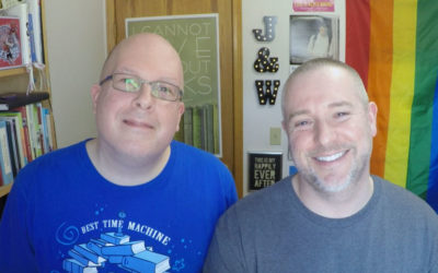 "Big Gay Fiction Podcast – Episode 122 – Lucy Lennox Gets ""Heart2Heart,""  Greg Tremblay Talks Audiobooks & More"
