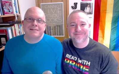 Big Gay Fiction Podcast – Episode 124 – Lucy Lennox Gets Princely, Lisa Has Book Recs & More