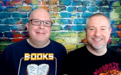 Episode 137 – Hans M. Hirschi Interview & Giveaway, Book Reviews