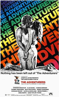 Cool Cinema Trash: The Adventurers (1970)
