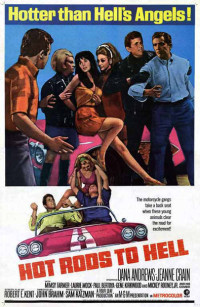 Cool Cinema Trash: Hot Rods to Hell (1967)