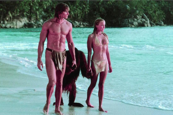still-of-bo-derek-and-miles-okeeffe-in-tarzan,-the-ape-man-(1981)-large-picture
