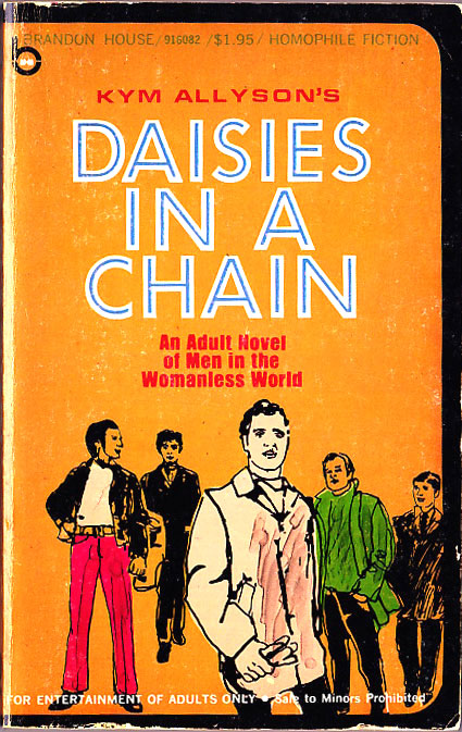 Paperback cover of the Week: Daisies in a Chain