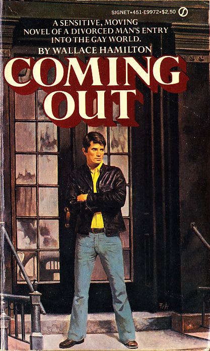 Paperback Cover of the Week: Coming Out