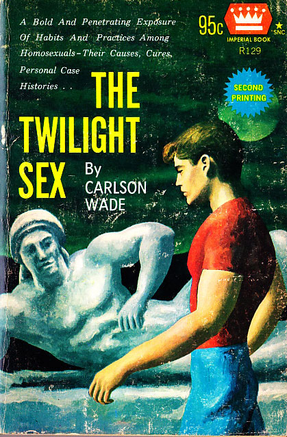Paperback Cover of the Week: The Twilight Sex
