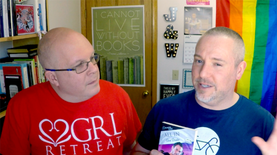 Book Reviews and An OutFest Report: BGFP episode 93