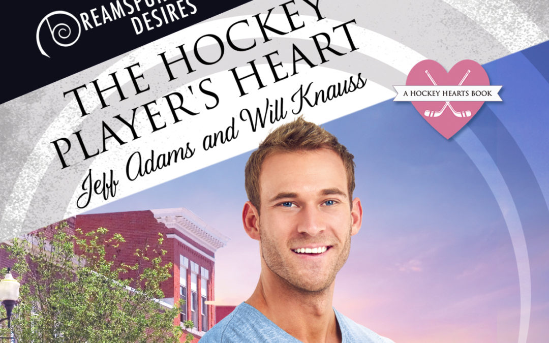 Today is the Day! Official Release of 'The Hockey Player's Heart'!