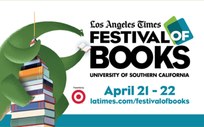 We're Signing at the L.A. Times Festival of Books!