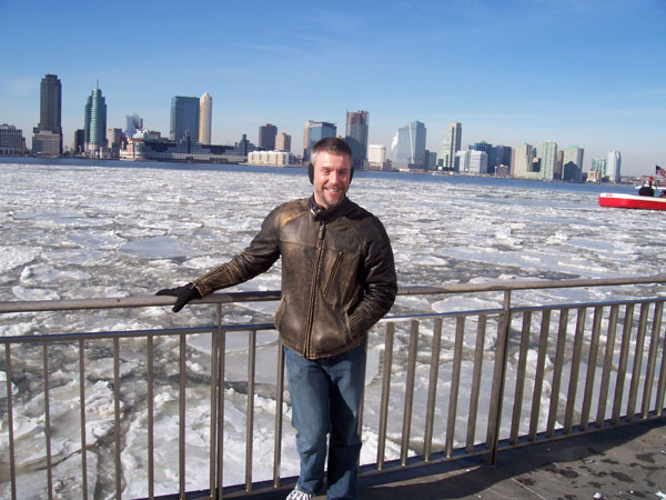 Will and the Hudson River