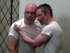 Jeff & Will at the NOH8 Campagin Shoot in NYC