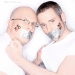 Official NOH8 Photo by Adam Bouska