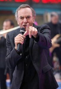 Neil Diamond at Today Show