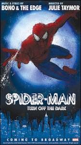 Spiderman: Turn Off The Dark