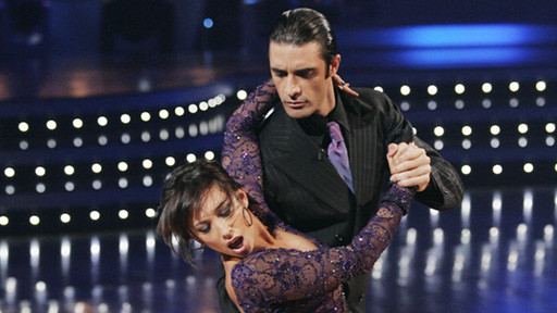 Gilles and Cheryl do the Argentine Tango