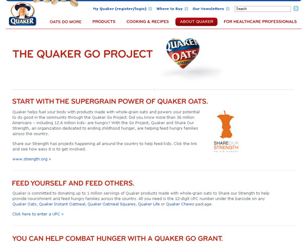 The Quaker Go Project