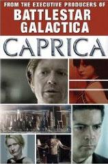 Caprica on DVD