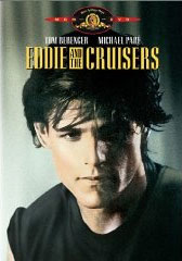 Eddie and the Cruisers DVD