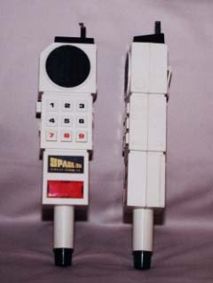 Space: 1999 Comlock Walkie-Talkie