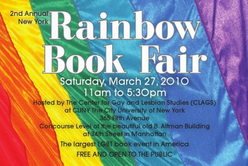 Rainbow Book Fair