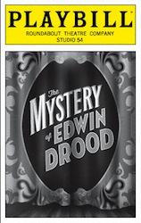 Drood Playbill