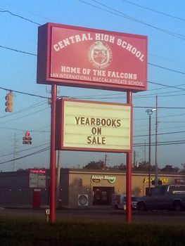 Central High School, Tuscaloosa AL