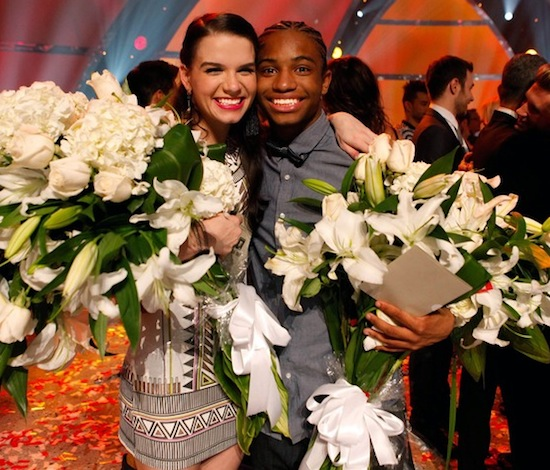 Amy and Fik-Shun are America's Favorite Dancers from Season 10!