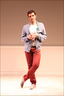 Michael Urie in Buyer & Cellar