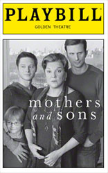 Mothers and Sons Playbill