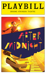 After Midnight Playbill