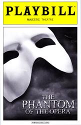 Phantom Playbill