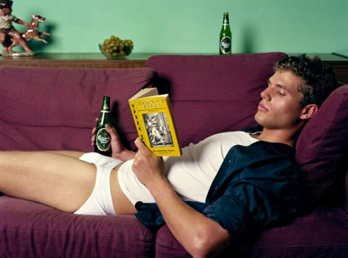 hot guys on the couch