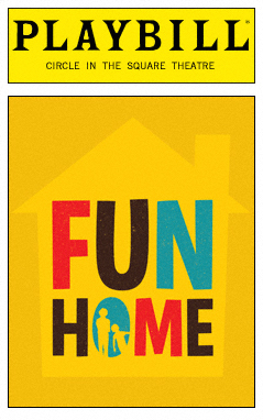 FunHome_Playbill