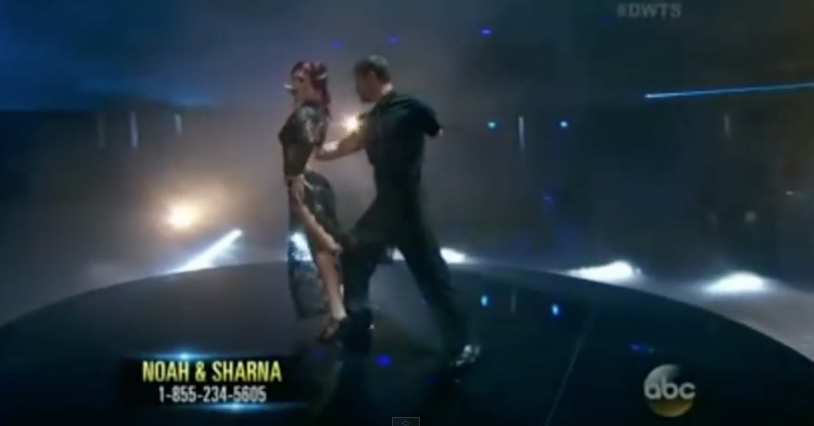 "Dance Dance Wednesday: Noah & Sharna ""Argentine Tango"""