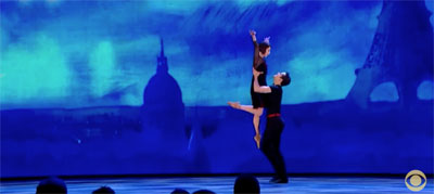 Dance Dance Wednesday Goes to the Tonys: An American in Paris (2015)