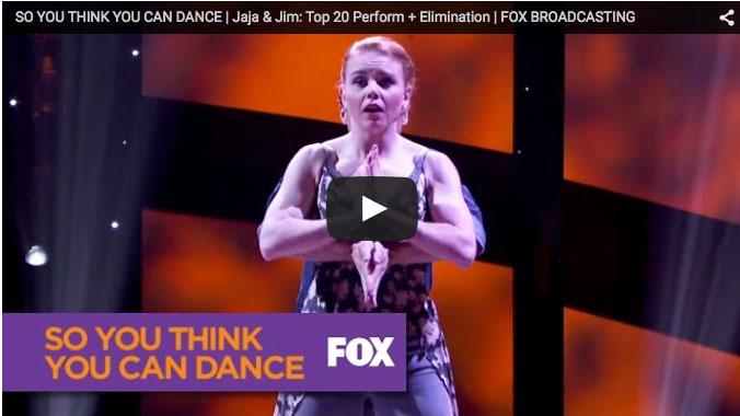 Dance Dance Wednesday: SYTYCD Season 12 Top 20: Jim & Jaja + Emmy Noms