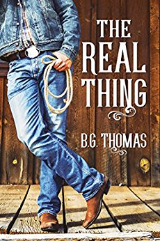 """Book Review: """"The Real Thing"""" by B.G. Thomas"""
