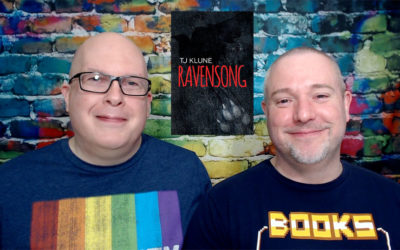 """Episode 147 – TJ Klune & Kirt Graves Talk """"Ravensong"""""""