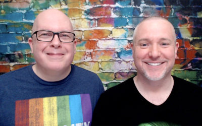 """Episode 180 – """"Out of Body"""" with Jason T. Gaffney and Kevin Held"""