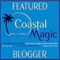 Big Gay Fiction Podcast is a Featured Blogger partner of Coastal Magic Convention 2020. Click here to go to Coastal Magic's website
