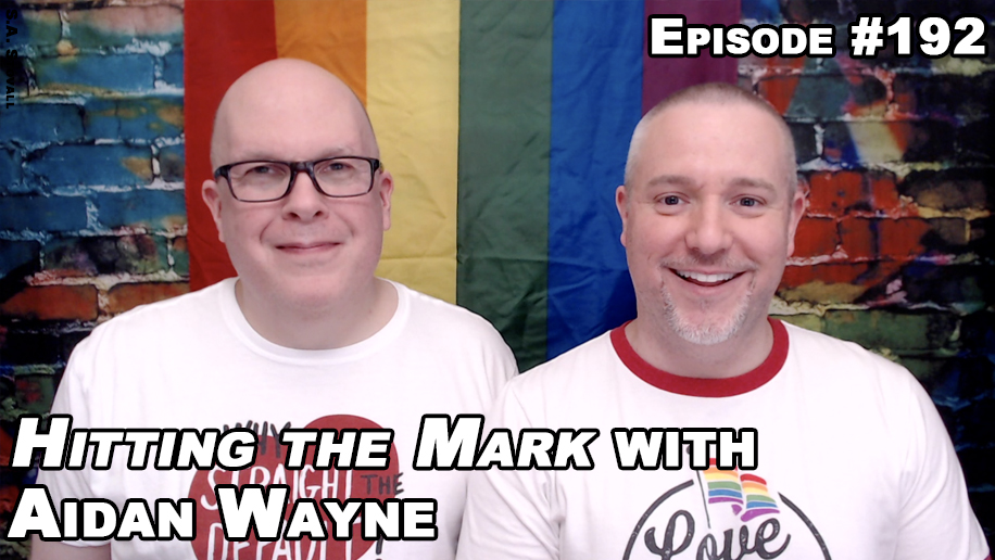 Episode 192 – Aidan Wayne's Stories of Movie Stars, Olympic Hopefuls, YouTubers and Disney Princesses