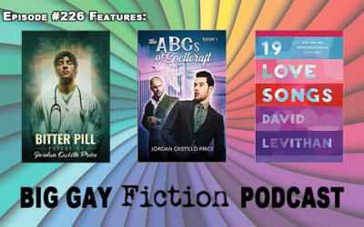 "Episode 226 – ""PsyCop"" and ""Spellcraft"" with Jordan Castillo Price"