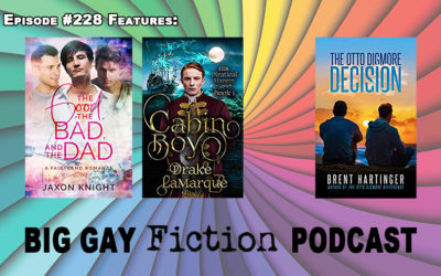 Episode 228 – Fairyland and Pirate Harems with Jamie Sands