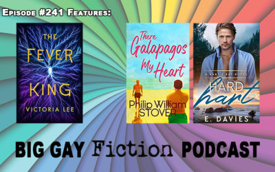 """Episode 241 – Victoria Lee and the """"Feverwake"""" Series"""