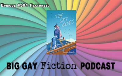 """Episode 301 – Robbie Couch Mixes Rom-Com and Mystery for """"The Sky Blues"""""""