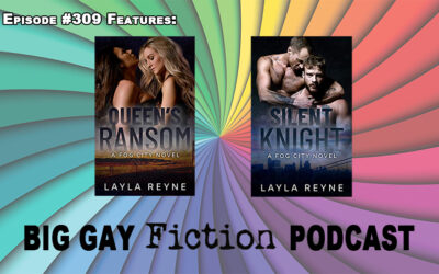 Episode 309 – Layla Reyne's World of Assassins, Hackers and Cops