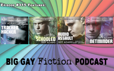 Episode 315 – Giving YA Characters a Voice with Kirt Graves