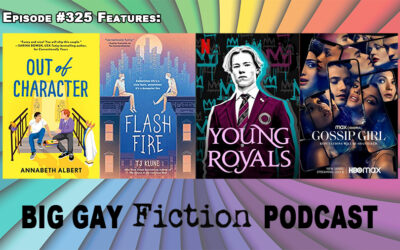 Episode 325 – Book and TV Recommendations for Your August Entertainment