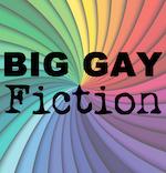 Big Gay Fiction Rainbow Logo