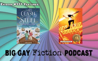 Episode 331 – High Seas Adventure with Author C.B. Lee